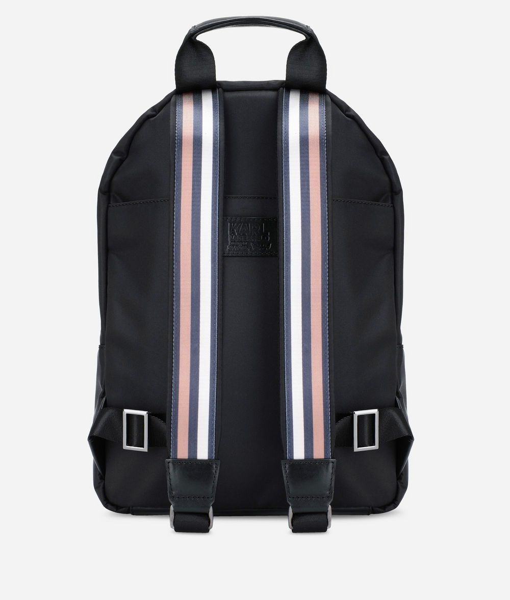 KARL LAGERFELD Sebastien Backpack Backpack Man d