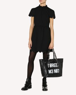 REDValentino RED SIGNS SHOPPER