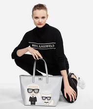 KARL LAGERFELD K/Ikonik Shopper 9_f