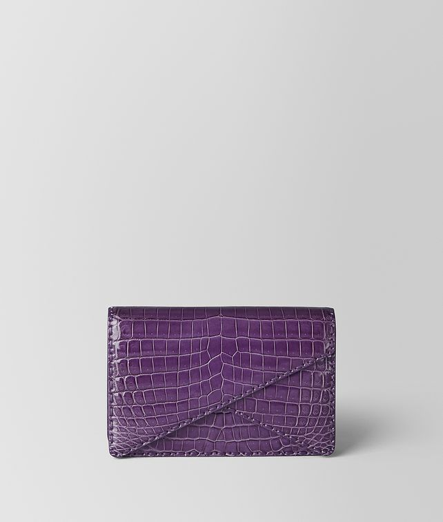 BOTTEGA VENETA MONALISA CROCODILE BV CLUTCH Clutch Woman fp