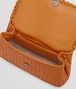 orange intrecciato nappa olimpia bag Back Portrait