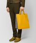 BOTTEGA VENETA SUNSET CALF INTRECCIATO CHECKER TOTE Tote Bag Man ap