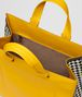 BOTTEGA VENETA SUNSET CALF INTRECCIATO CHECKER TOTE Tote Bag Man dp