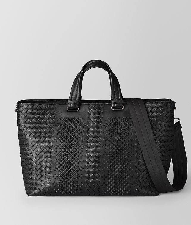 BOTTEGA VENETA NERO INTRECCIATO NAPPA BV TOTE Tote Bag [*** pickupInStoreShippingNotGuaranteed_info ***] fp