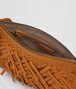 orange palio fringe messenger bag Back Portrait