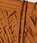 orange palio fringe messenger bag Back Detail Portrait