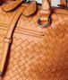 orange intrecciato nappa tambura bag  Back Detail Portrait