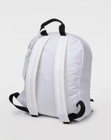 バッグ ステレオタイプ バックパック ホワイト