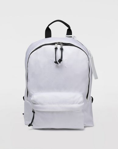 BAGS Stereotype backpack White