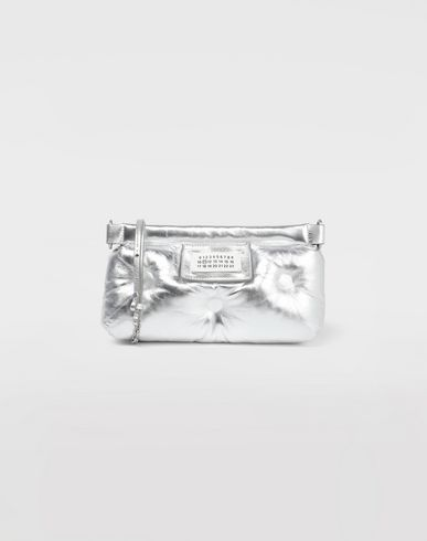 MAISON MARGIELA Red Carpet Glam Slam Clutch Woman f