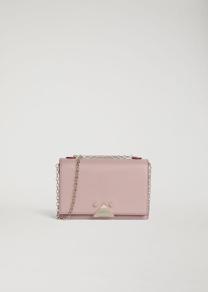 e6f95d7f7aaf Smooth leather mini crossbody bag