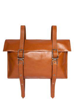 Marni CARGO bag in smooth brushed calfskin Woman