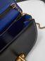 Marni MONILE bag in black leather  Woman - 5