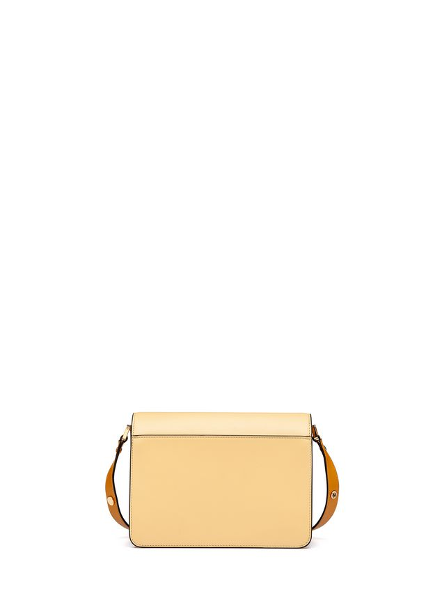 Marni TRUNK bag in single-color calfskin Woman