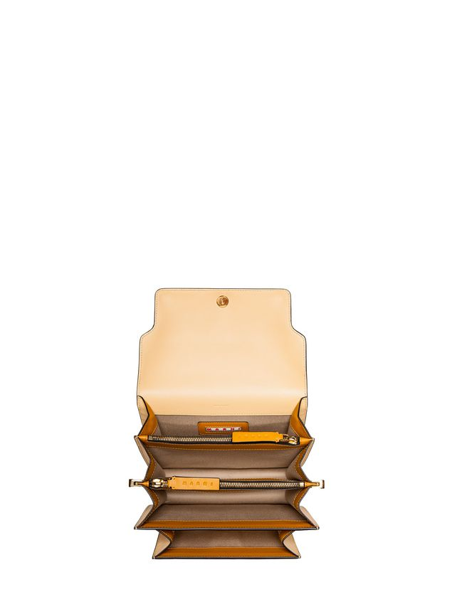 Marni TRUNK bag in single-color calfskin Woman - 4