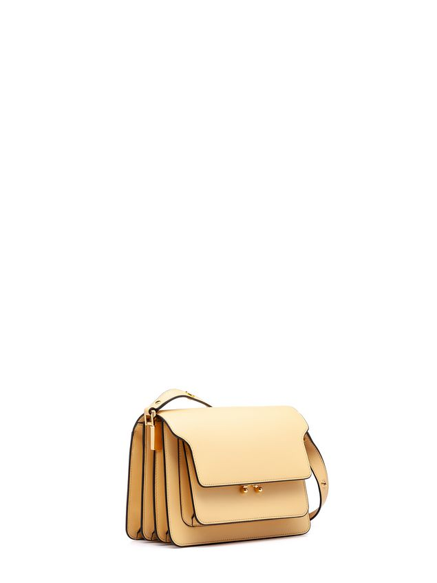 Marni TRUNK bag in single-color calfskin Woman - 2