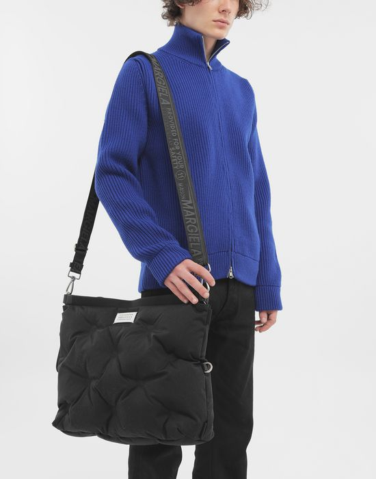 MAISON MARGIELA Two-way Glam Slam bag Backpack [*** pickupInStoreShippingNotGuaranteed_info ***] r