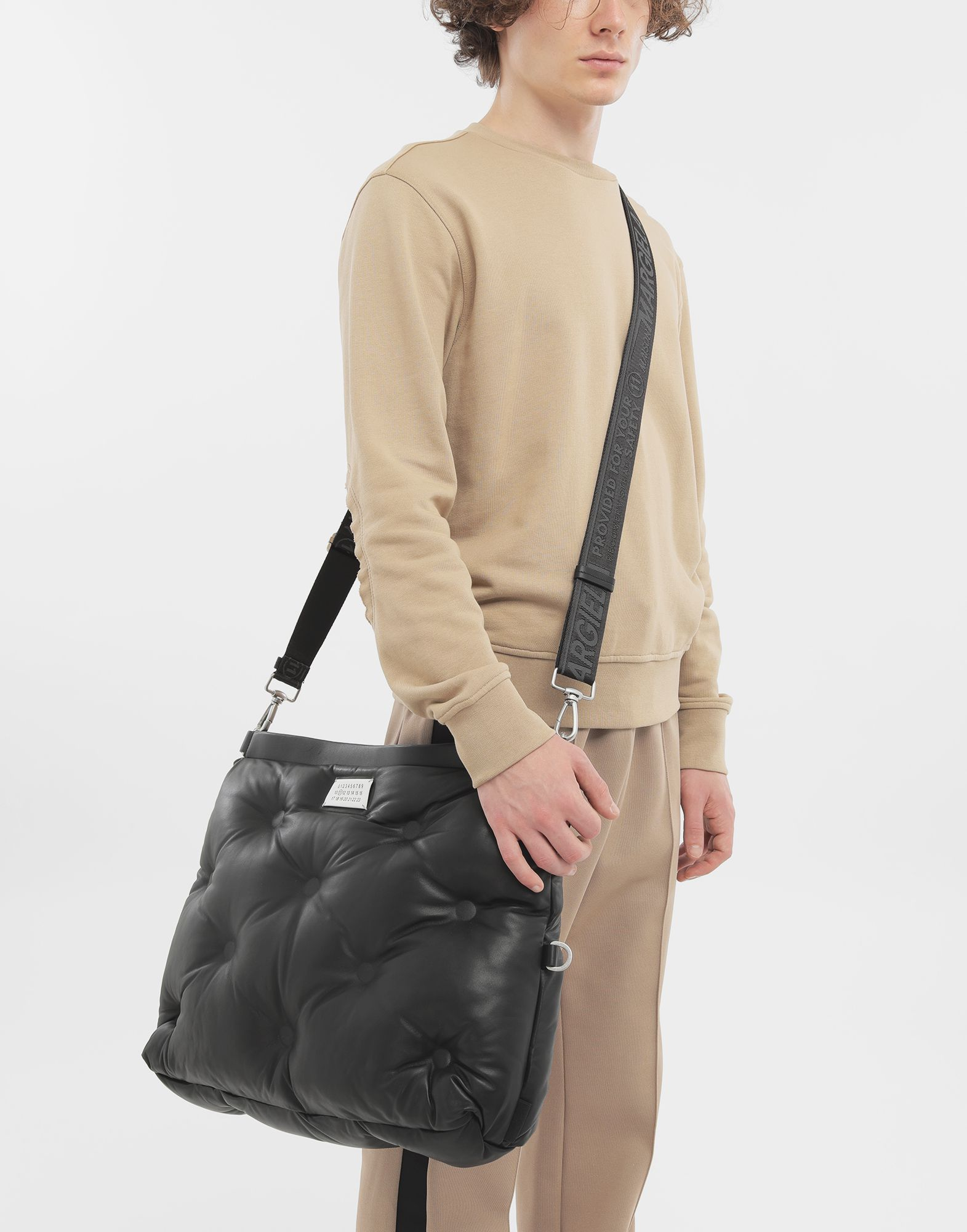 MAISON MARGIELA Two-way Glam Slam bag Backpack Man r
