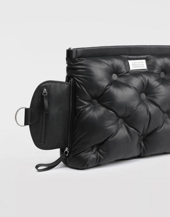 MAISON MARGIELA Two-way Glam Slam bag Backpack [*** pickupInStoreShippingNotGuaranteed_info ***] e