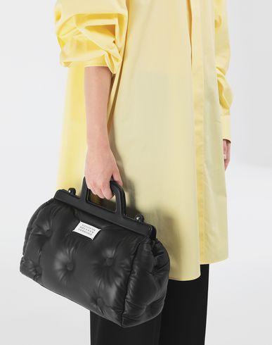 MAISON MARGIELA Handbag Woman Boston Glam Slam bag r