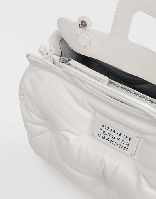 MAISON MARGIELA Boston Glam Slam bag Handbag [*** pickupInStoreShipping_info ***] a