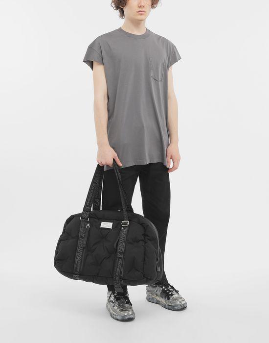 MAISON MARGIELA Glam Slam nylon carryall Travel bag [*** pickupInStoreShippingNotGuaranteed_info ***] r