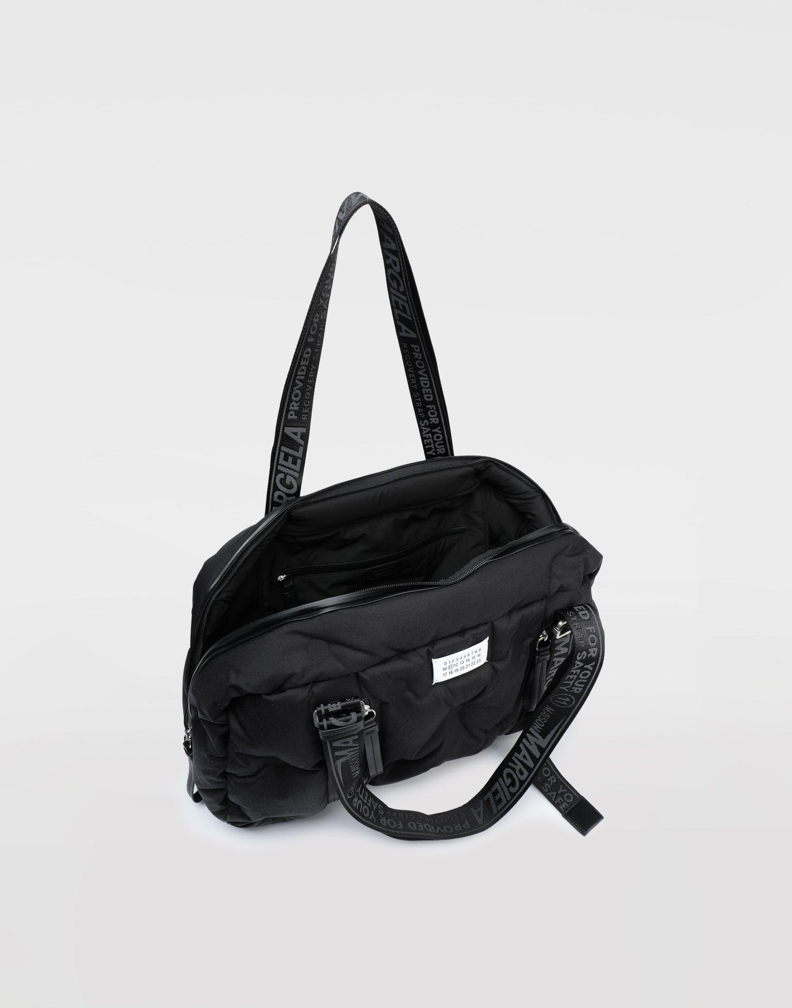 MAISON MARGIELA Glam Slam nylon carryall Travel bag Man a