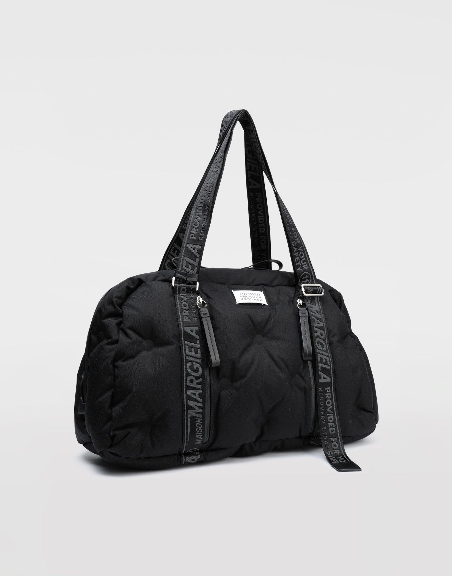 MAISON MARGIELA Glam Slam nylon carryall Travel bag Man d