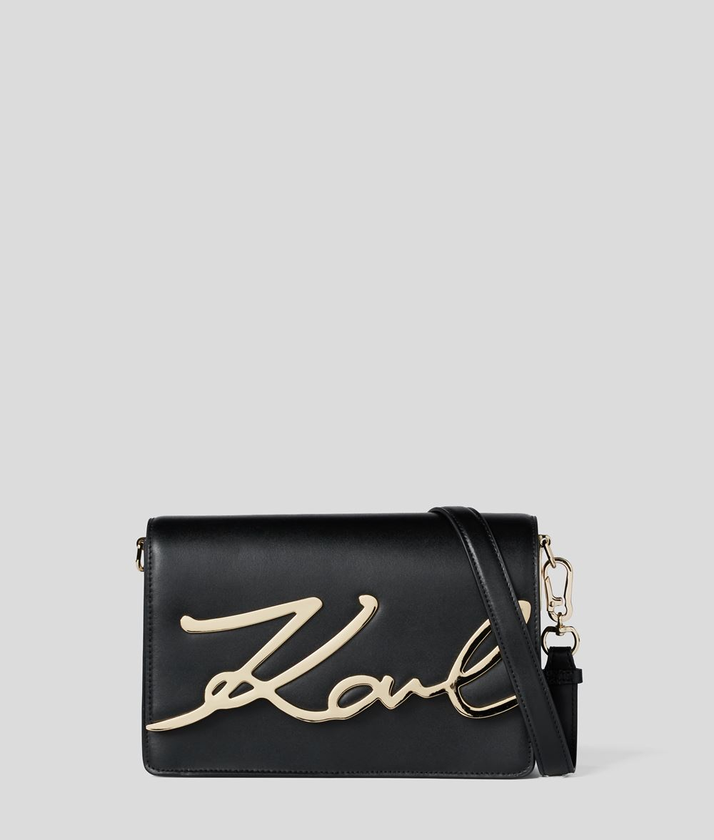 KARL LAGERFELD K/Signature Shoulderbag Handbag Woman d