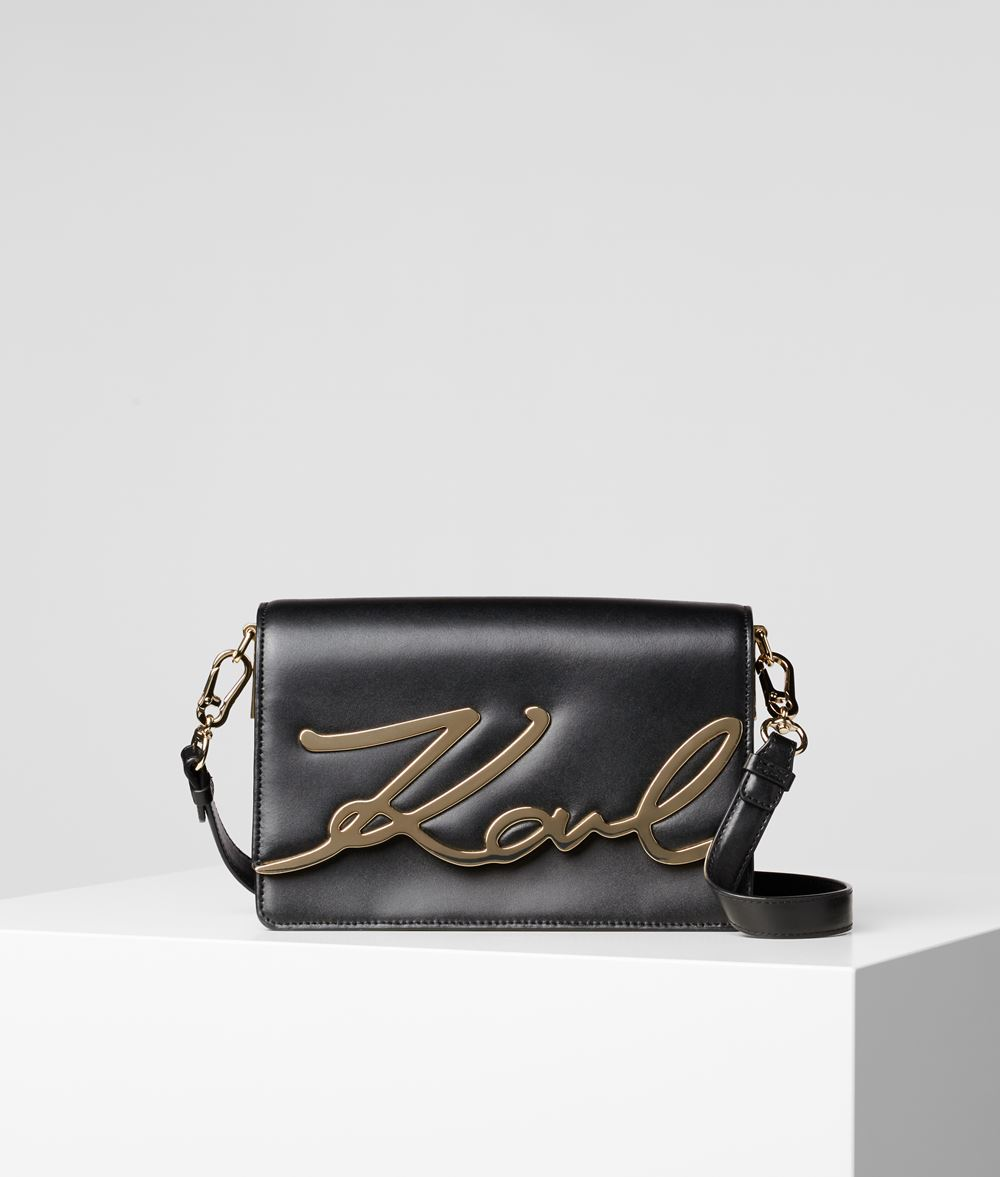KARL LAGERFELD K/Signature Shoulderbag Handbag Woman f