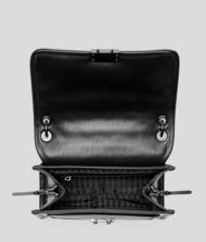 KARL LAGERFELD K/Kuilted Leather Handbag  9_f