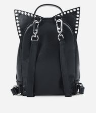 KARL LAGERFELD K/Rocky Choupette Leather Mini Backpack 9_f