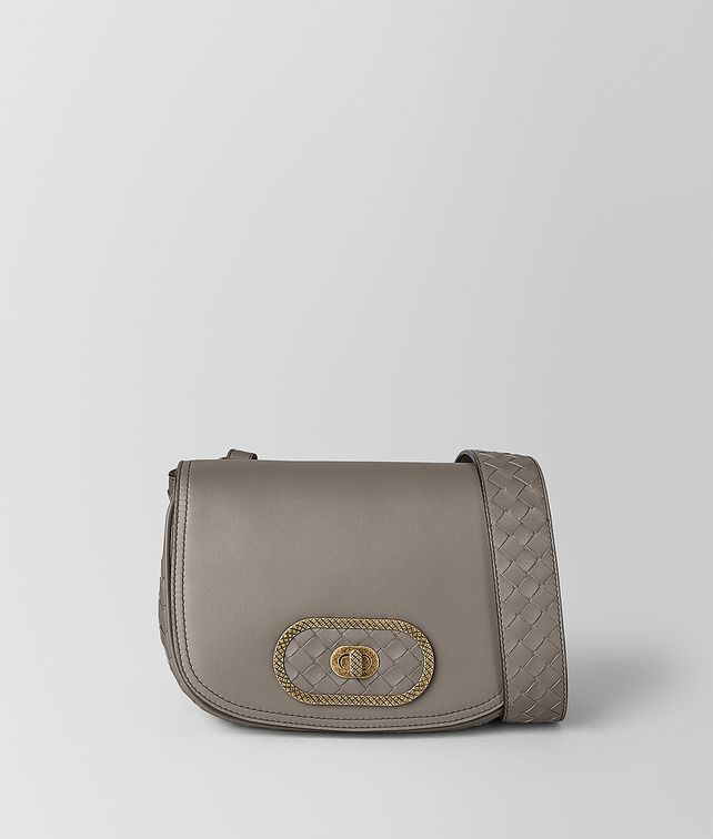 BOTTEGA VENETA NEW STEEL BV LUNA   Crossbody and Belt Bags [*** pickupInStoreShipping_info ***] fp