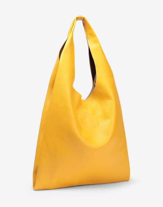 MAISON MARGIELA Leather shopping bag Tote [*** pickupInStoreShipping_info ***] r