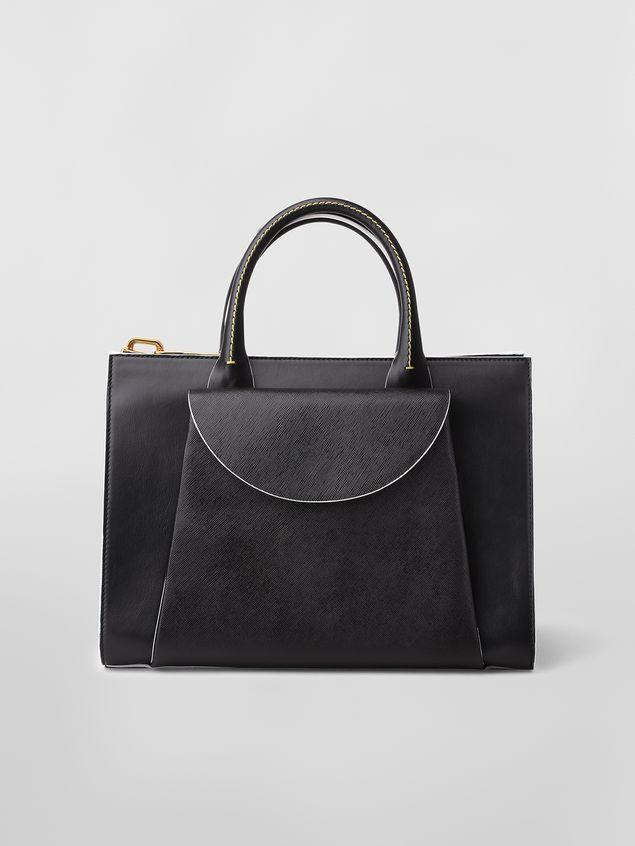 Marni LAW bag in calfskin black Woman - 1