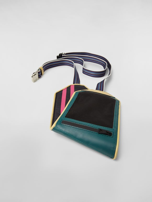 Marni Belt bag in techno net Man - 5