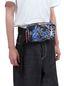 Marni Belt bag in light nylon with Dance Bunny print Man - 5