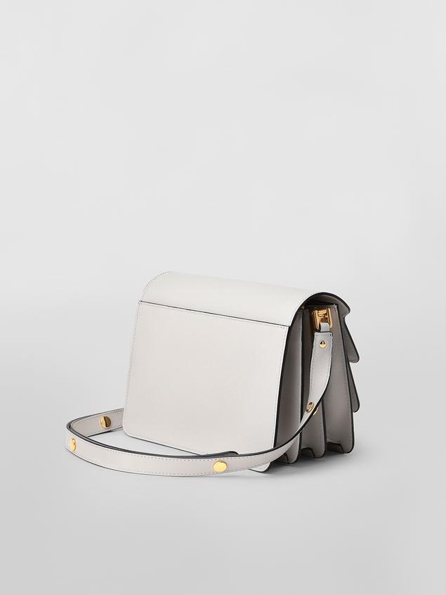 Marni TRUNK bag in saffiano leather  Woman