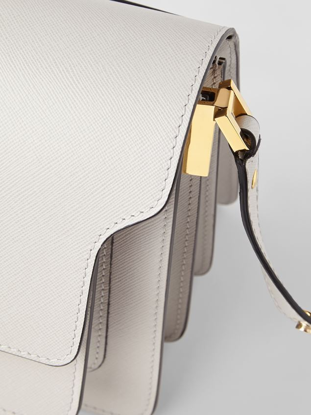 MARNI Trunk Bag Woman TRUNK bag in saffiano leather a