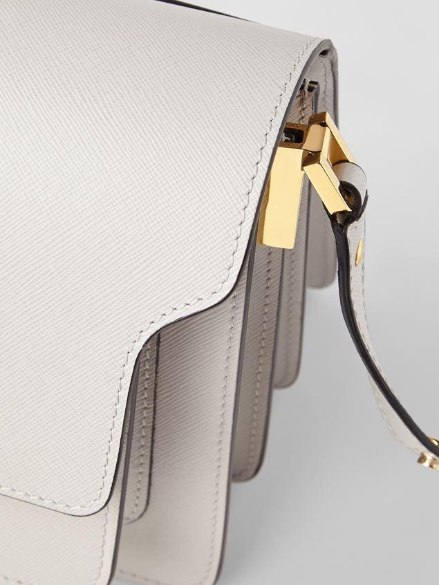 Marni TRUNK bag in saffiano leather  Woman - 5