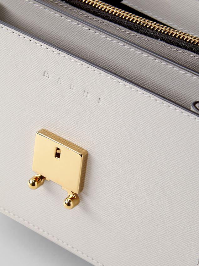 Marni TRUNK bag in saffiano leather  Woman - 4