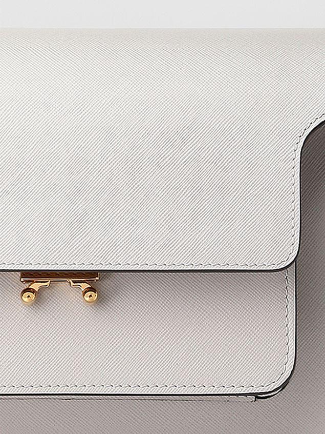 Marni TRUNK bag in saffiano leather  Woman - 2