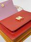 Marni TRUNK bag in three-colored calfskin Woman - 5