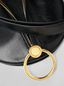 Marni EARRING bag in leather Woman - 4