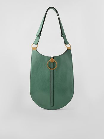 Marni MONILE bag in leather Woman