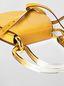 Marni SADDLE bag in yellow leather  Woman - 5