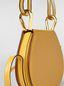Marni SADDLE bag in yellow leather  Woman - 4