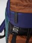 Marni Backpack in nylon brown green black and blue Man - 4