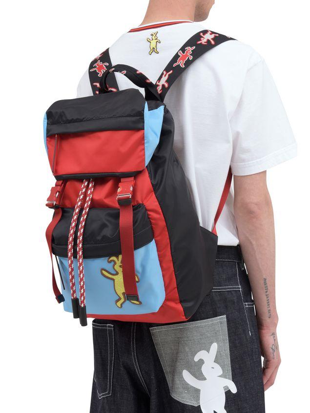 Marni Backpack in nylon Man - 5