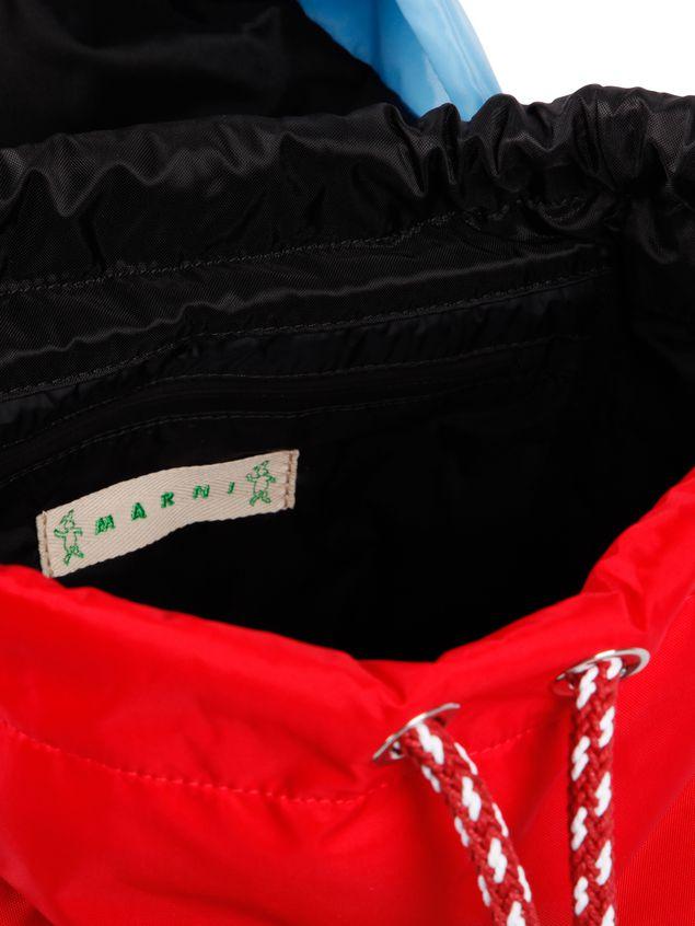 Marni Backpack in nylon Man - 4
